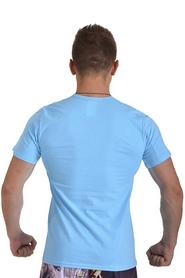 Фото 2 к товару Футболка Berserk Classic синяя