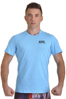 Футболка Berserk Classic синяя