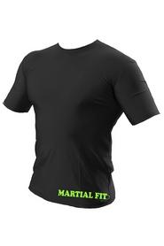 Фото 5 к товару Футболка компрессионная Berserk Martial Fit черная