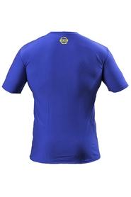 Фото 3 к товару Футболка компрессионная Berserk Martial Fit синяя
