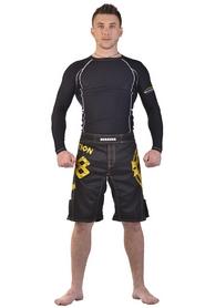 Фото 6 к товару Шорты для MMA Berserk Spartan Pankration