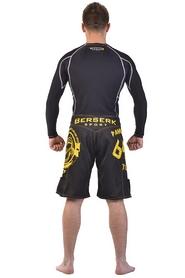 Фото 7 к товару Шорты для MMA Berserk Spartan Pankration