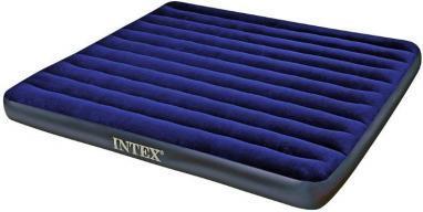Матрас надувной Intex 68765 (203х152х23 см) - уцененный*