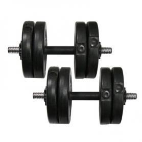 Гантели наборные ABS  2 шт. по 17,5 кг