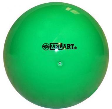 Мяч гимнастический Pro Supra 18 см 400 г зеленый