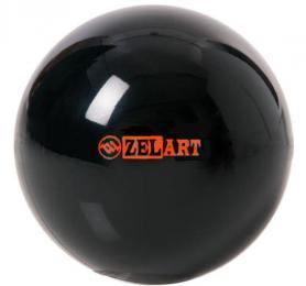 Фото 1 к товару Мяч гимнастический Pro Supra 20 см 400 г черный