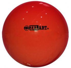 Мяч гимнастический Pro Supra 20 см 400 г красный