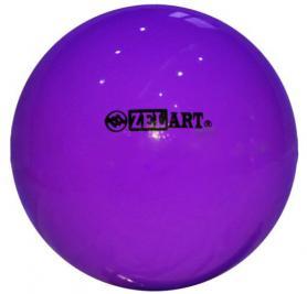Мяч гимнастический Pro Supra 300 г фиолетовый