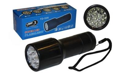 Фонарь ручной светодиодный TD-528-14