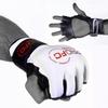 Перчатки для смешанных единоборств 4 oz ProFC white - фото 3