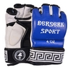 Перчатки Berserk Sport Traditional for Pankration Approwed WPC 4 oz blue - фото 1