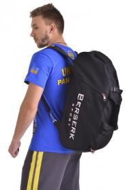 Фото 6 к товару Сумка-рюкзак Berserk Legacy black