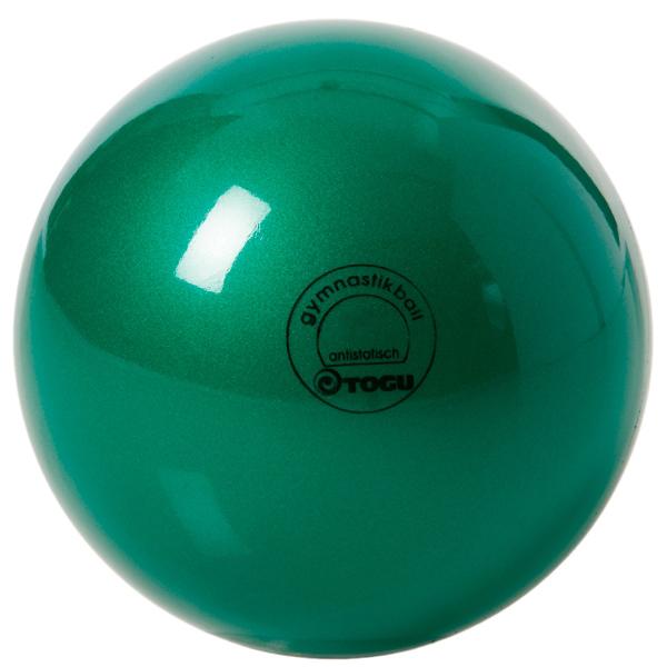 Мяч гимнастический TOGU Standart (400 гр) зеленый