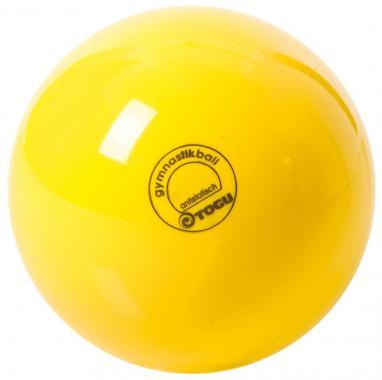 Мяч гимнастический TOGU Standart (400 гр) желтый