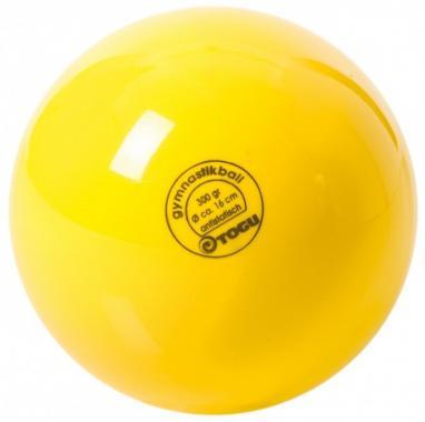 Мяч гимнастический TOGU Standart (300 гр) желтый