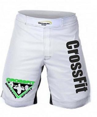 Шорты для кроссфита Berserk Cross white