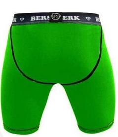 Фото 2 к товару Шорты компрессионные с ракушкой Berserk Hyper Neon green