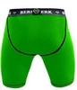 Шорты компрессионные с ракушкой Berserk Hyper Neon green - фото 2