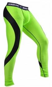 Фото 2 к товару Штаны компрессионные с ракушкой Berserk Hyper Neon green