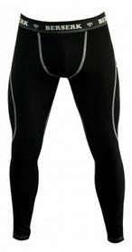 Штаны компрессионные с ракушкой Berserk Legacy black - XL