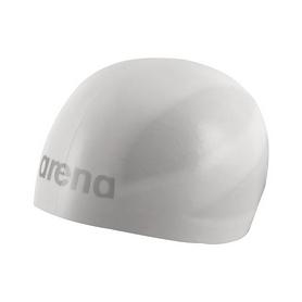 Шапочка для плавания Arena 3D Ultra белая