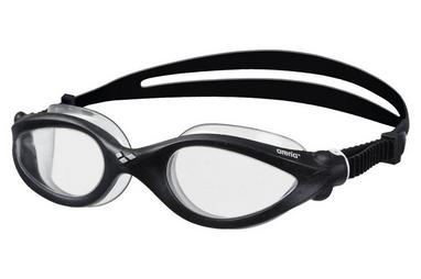 Очки для плавания Arena Imax Pro черно-прозрачные
