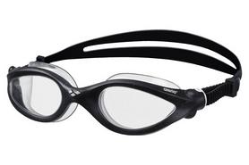 Фото 1 к товару Очки для плавания Arena Imax Pro черно-прозрачные