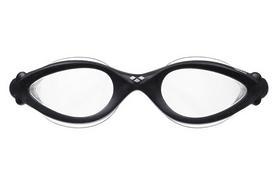 Фото 2 к товару Очки для плавания Arena Imax Pro черно-прозрачные