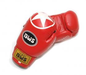 Перчатки боксерские World Sport Club Star красные