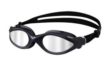 Очки для плавания Arena Imax Pro Mirror черные