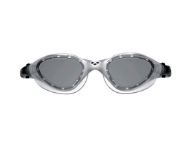 Фото 2 к товару Очки для плавания Arena Cruiser Easy Fit прозрачно-черные
