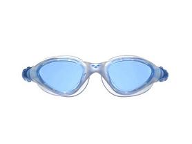 Фото 2 к товару Очки для плавания Arena Cruiser Easy Fit прозрачно-синие