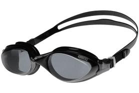 Фото 1 к товару Очки для плавания Arena Fluid черные