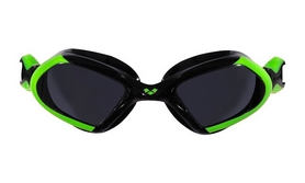 Фото 2 к товару Очки для плавания Arena Viper черно-салатовые