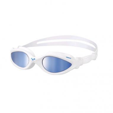 Очки для плавания Arena Imax Pro Mirror белые