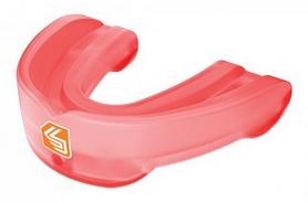 Капа гелевая Shock Doctor Gel Nano Flavor Fusion красная
