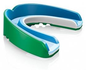 Капа гелевая Shock Doctor Nano 3D Gel бирюзовая