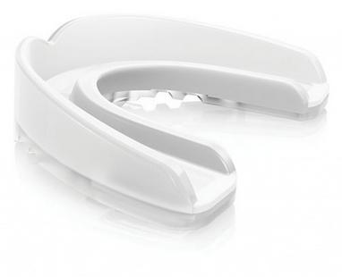 Капа гелевая Shock Doctor Nano 3D Gel прозрачная