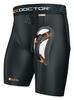 Компресс-шорты Shock Doctor Ultra Compression с ракушкой из карбона - фото 1