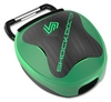Пенал для капы Shock Doctor зеленый - фото 1
