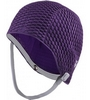 Шапочка для плавания Arena Gauffre фиолетовая - фото 1