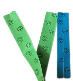 Пластырь эластичный Kinesio Leg KT Tape для голени