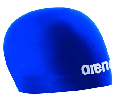 Шапочка для плавания Arena 3D Race синяя