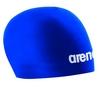 Шапочка для плавания Arena 3D Race синяя - фото 1