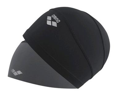 Шапочка для плавания Arena Smart Cap серая