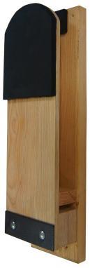 Макивара деревянная Newt (крепление на стену)