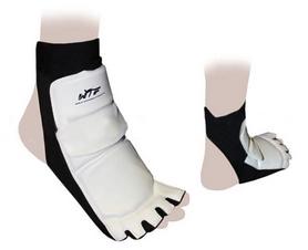 Защита для ног (стопа) ZLT BO-2601-W белая