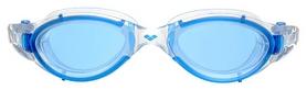 Фото 2 к товару Очки для плавания Arena Nimesis X-Fit Light Blue-Transparent