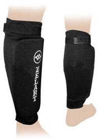 Защита для ног (голень) ZLT ZB-4213 черная - L