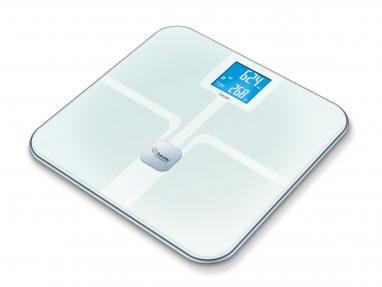 Весы напольные диагностические Beurer BF 800 White